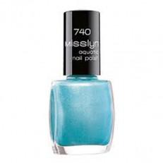 Misslyn Aquatic Nail Polish No.074